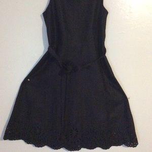 TALBOT Eyelet Dress 12p